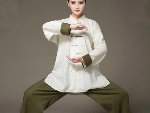 Premium Chinese Unisex Tai Ji Uniform