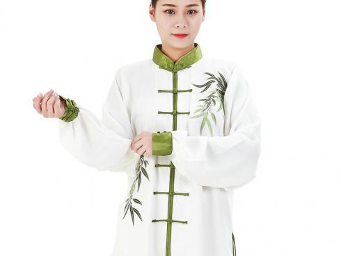 Premium Bamboo Harmony Unisex Tai Ji Uniform