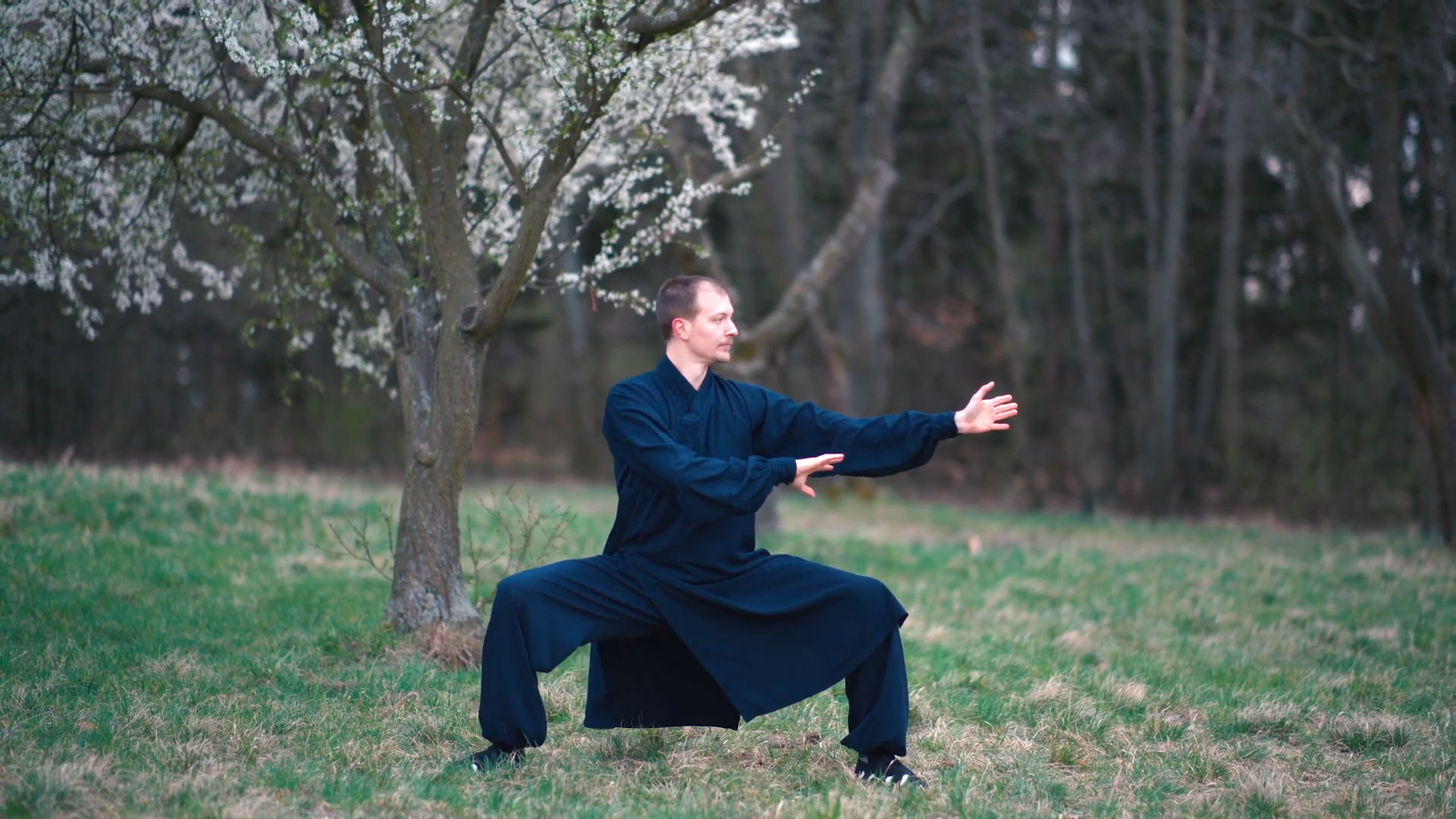 Learning the Jibenquan Form – Corona Special