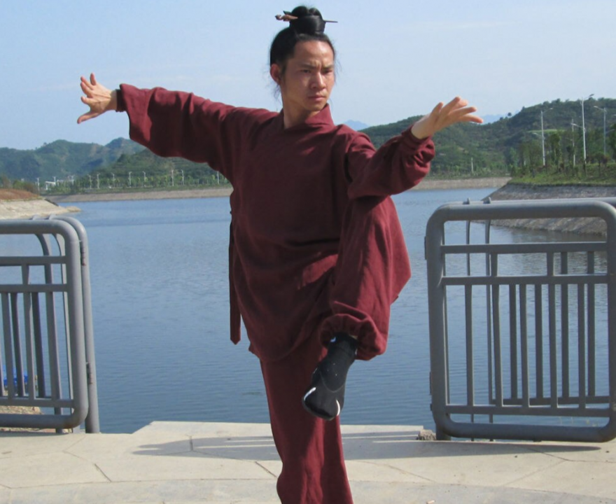High Quality Linen Wudang Taoist Martial Arts Uniform 5