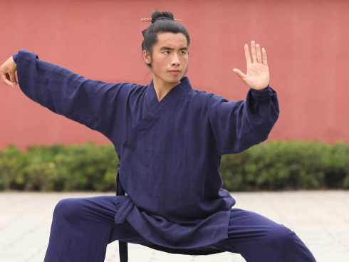 High Quality Linen Wudang Taoist Martial Arts Uniform