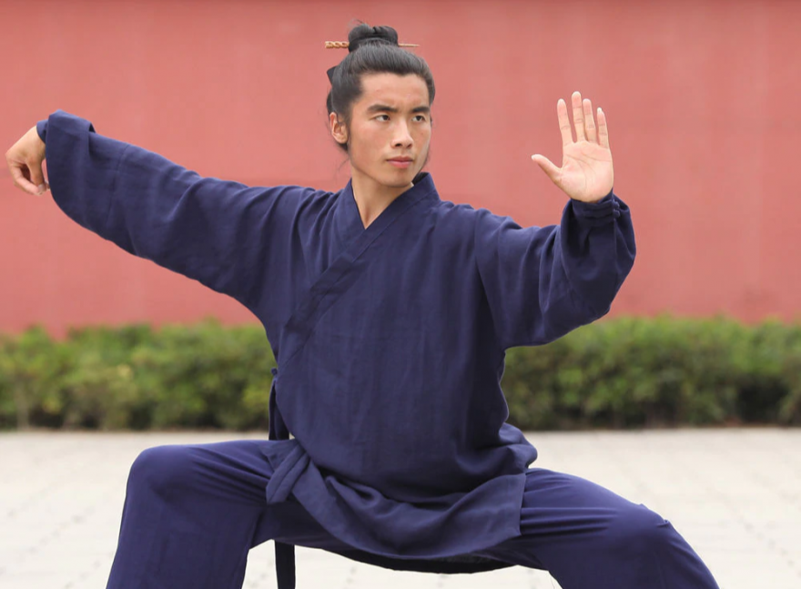 High Quality Linen Wudang Taoist Martial Arts Uniform