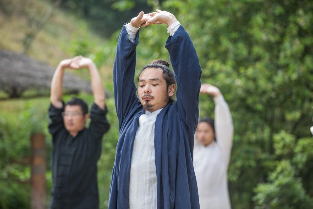 Wudang Master Chen Shiyu Baduanjin
